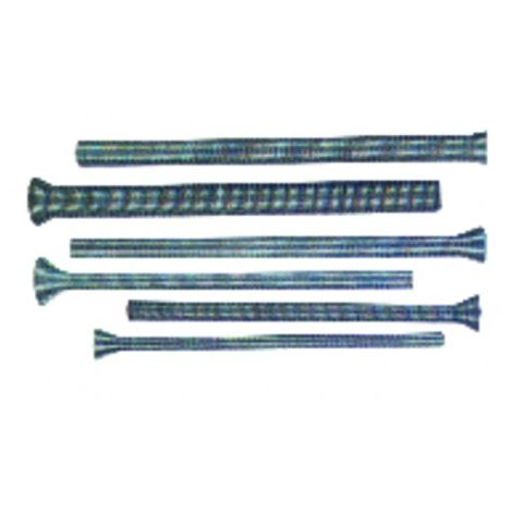 Set of 6 flexible springs 1/4? to 3/4? - GALAXAIR : BS-66