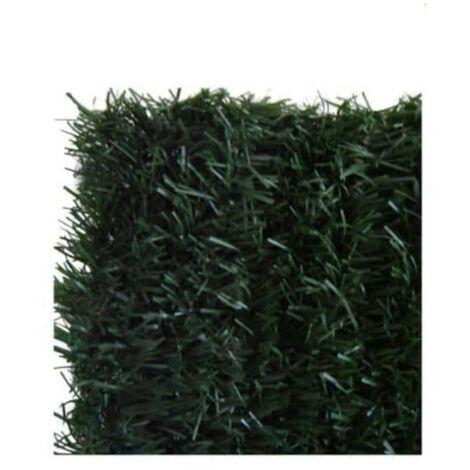 Set of 6 rolls JET7GARDEN artificial hedge 1.20x3m - fir green - 126 ULTRA strands