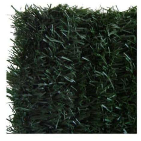 Set of 8 rolls JET7GARDEN artificial hedge 2x3m - fir green - 126 ULTRA strands