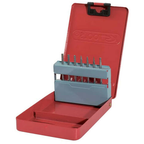 Set of milling cutters KS TOOLS HM - 7 pcs - 515.3207