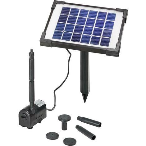 Set pompe solaire 175 l/h Esotec 101701