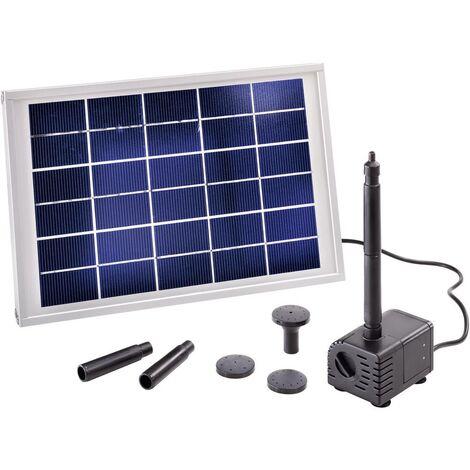 Set pompe solaire 300 l/h Esotec 101769