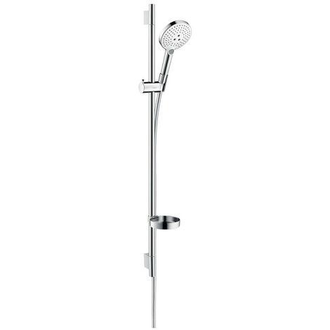 Set Raindance Select S 120 EcoSmart / Unica'S Puro 0,90 m chromé Hansgrohe