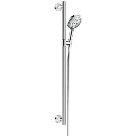 Set Raindance Select S 120 / Unica'Comfort 0,90 m chromé