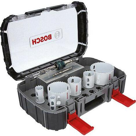 Set Scie trépan 9 unités 19-25-30-35-40-68 mm Bosch