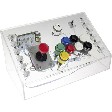 Set station de jeu Joy-IT avec Raspberry 3 S724231