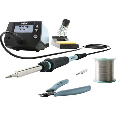 Set station de soudage Weller WE1010 Education Kit T0053298390 numérique avec panne à souder 1 pc(s) D573771