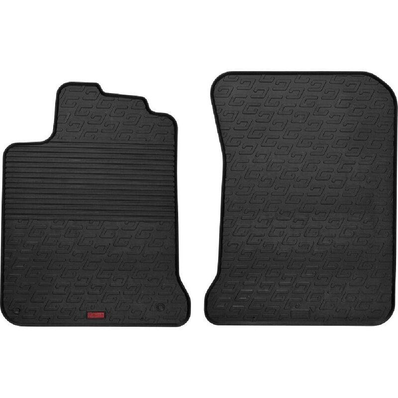 Set tapis sur mesure en caoutchouc compatible avec Caddy