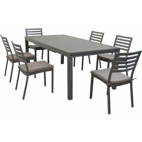 Tavolo Da Giardino Con 6 Sedie Al Miglior Prezzo