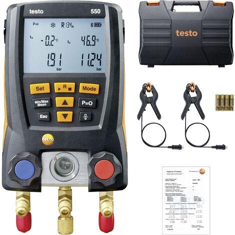 Set testo 550 - Manomètre froid électronique Y137971