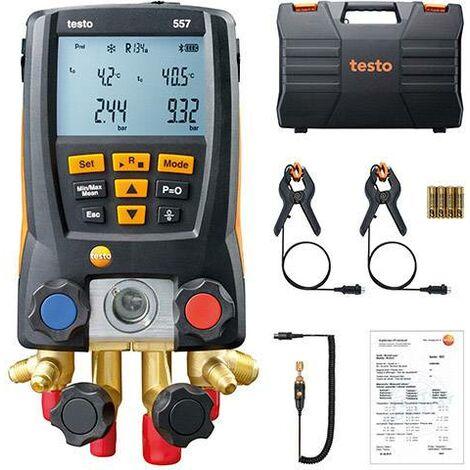 Set testo 557 - Manomètre froid électronique Y137991