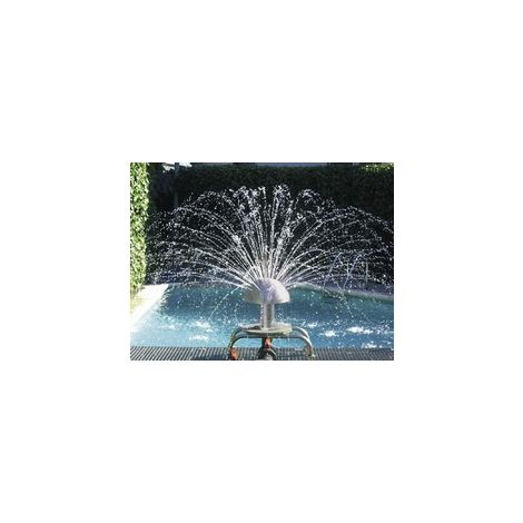 Seta de agua 400mm Astralpool acero inox. AISI-316 azul - 34382