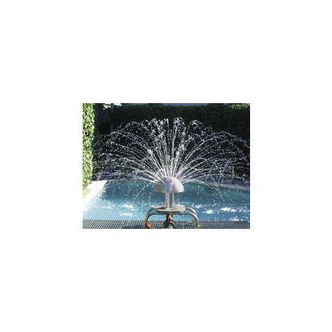 Seta de agua 400mm Astralpool acero inox. AISI-316 naranja - 34383