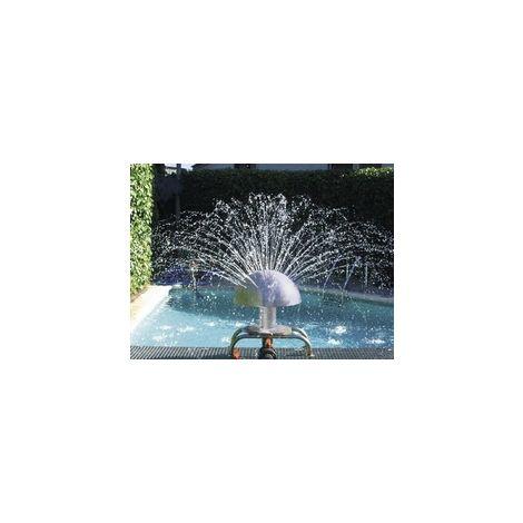 Seta de agua 670mm Astralpool acero inox. AISI-316 naranja - 34386