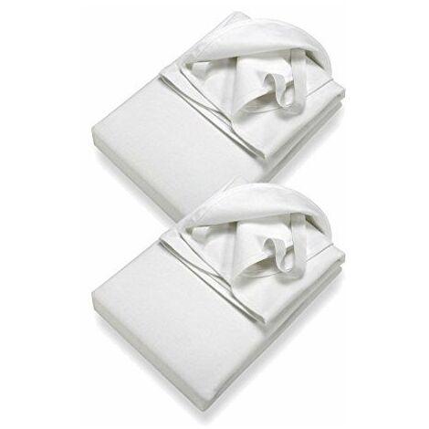 Setex 14u2090200001002SE1 Protection de matelas coton Blanc 270x 50x 380cm