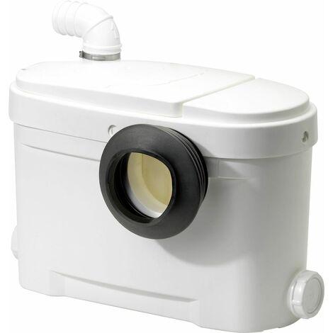 Setma Hebeanlage Aquamotor 500 W/weiß