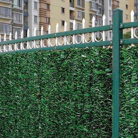 Seto artificial verde 36 varillas Basic