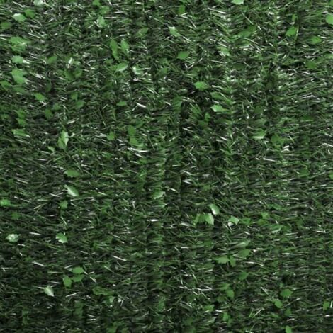 Seto jardin artificial 1,5x3mt polietileno verde hiedra natuur nt103216