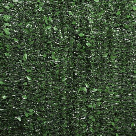 Seto Jardin Artificial 2X3Mt Polietileno Verde Hiedra Natuur Nt103217