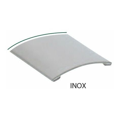 Seuil Demi Bombe Adh Inox 93cm - ROMUS