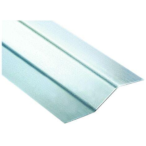 Seuil Différence de niveaux adhésif inox 4-9mmx30mm sous gaine