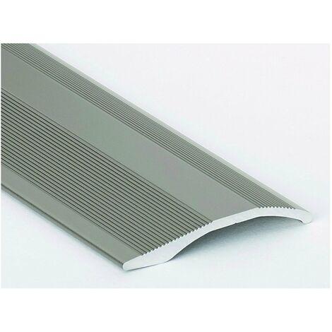Seuil Multi Niveau Alu Incolore 1m - ROMUS