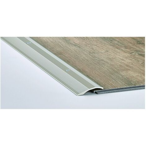 Seuil Multi Niveau Alu Titane 1m - ROMUS