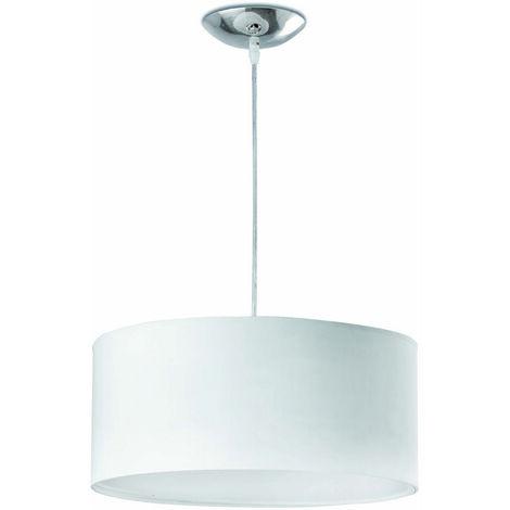 SEVEN Lámpara colgante - Blanco - Pequeña
