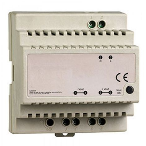 Sewosy PSDIN1260 DIN rail power supply