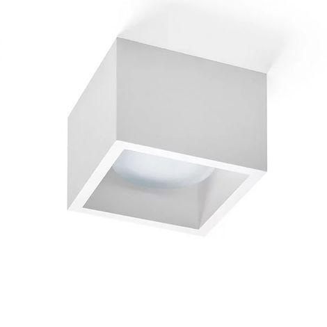 Sf-mylasa t294 gx53 plafonnier led sforzin éclairage plâtre lampe mur carré plafond intérieur