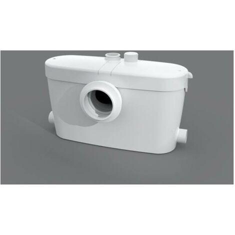 SFA 0015A Hebeanlage SaniAccess 3 z Anschl an WC WT Dusche und Bidet weiß