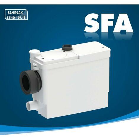 SFA 0101423 SANIPACK PRO UP Triturador Empotrado