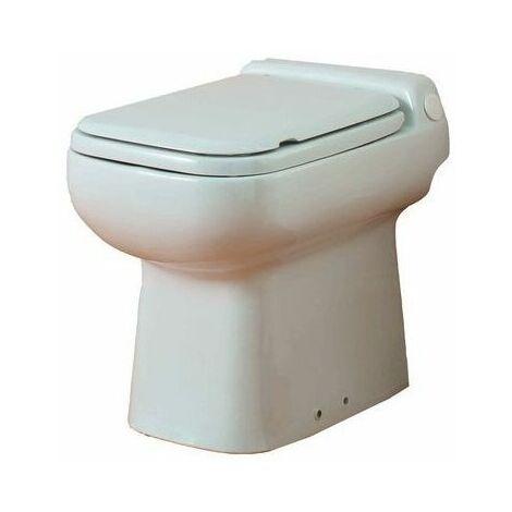 SFA Kompakt-WC SaniCompact Luxe mit Waschtischanschluss weiß 0004