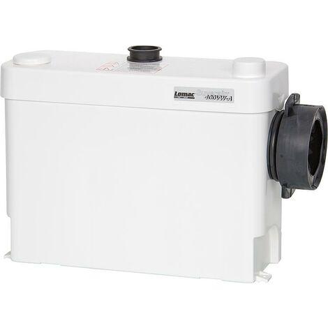 SFA SANIBROY Lomac Suverain 400 VW WC Vorwand Hebeanlage Schmutzwasser-Hebeanlagen