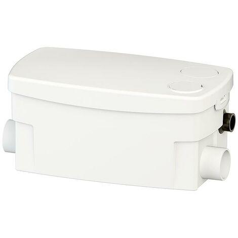 SFA SANIBROY SANIDOUCHE+ für fäkalienfreies Abwasser Hebeanlage Abwasseranlage
