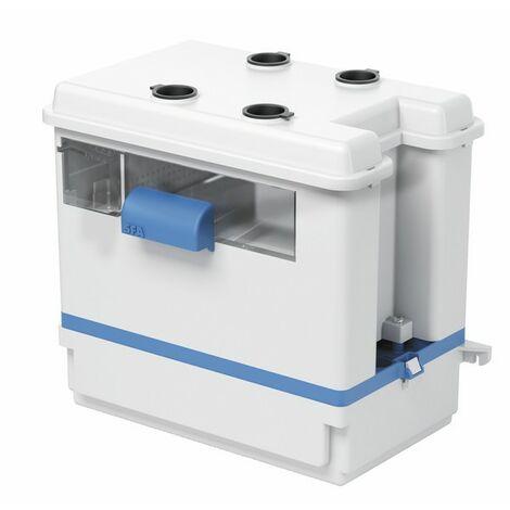 SFA Sanibroyeur sanibroy Sanicondens Best pompe de relevage concue evacuer les condensats