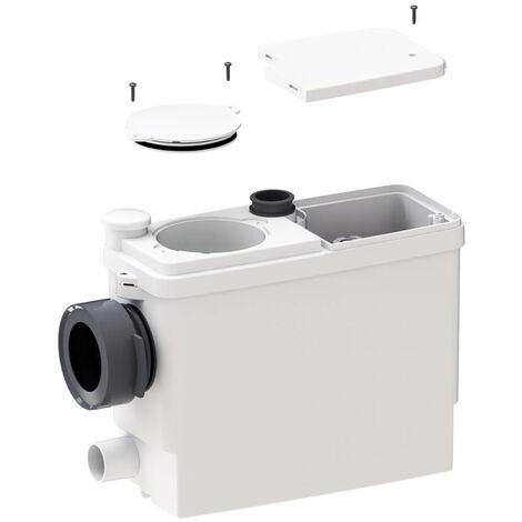 sfa sanibroyeur sanipack sanipack pro up pompe encastre. Black Bedroom Furniture Sets. Home Design Ideas