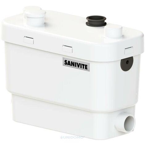 SFA Sanibroyeur SANIVITE + plus nouveau model pompe de bain 5 m de hauteur ou 55 metre