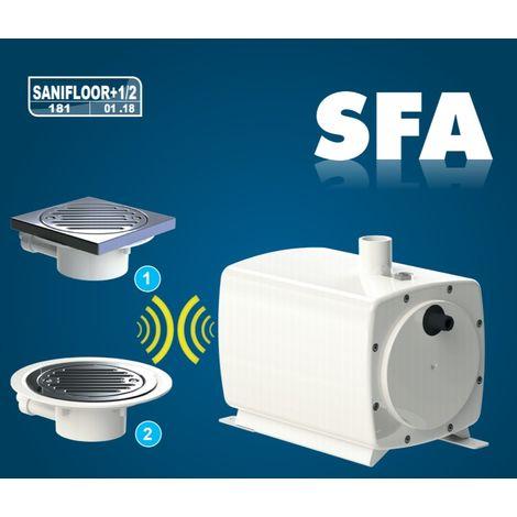 SFA - Sanifloor para el embaldosado del suelo 68 mm máx.
