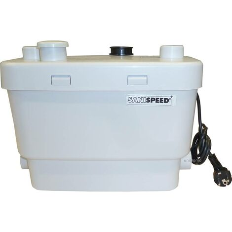 SFA SANISPEED + la pompe pour les buanderies avec plusieurs machines