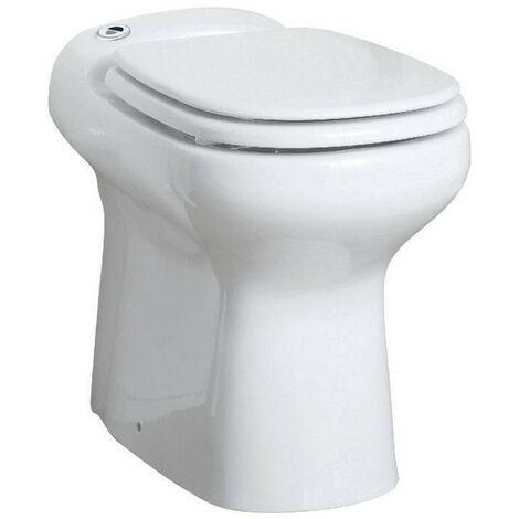 SFA - WC broyeur Sanicompact Elite Eco céramique blanc 550W