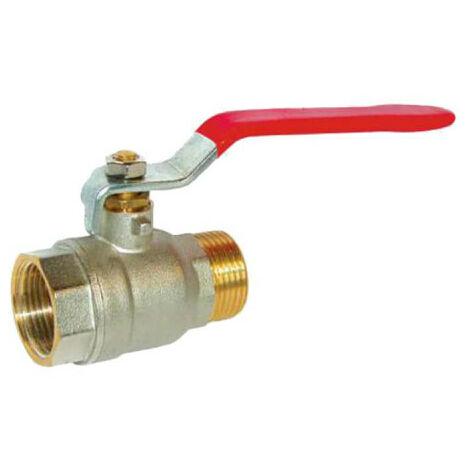 SFERACO ball valve 26x34 mm - male-female - 83175 H