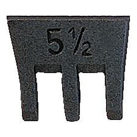 SFIX Hammerkeil Gr. 00 13 mm