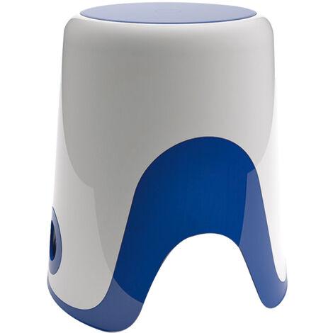 Sgabello Bagno Gedy.Sgabello Da Bagno In Resina Con Contenitore Wendy Gedy Colore Bianco Max 120 Kg