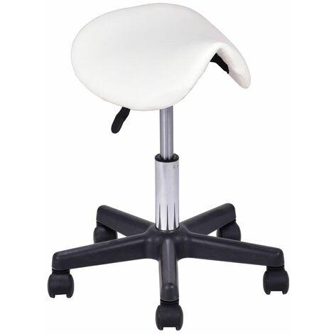 Sgabello di Postura Sgabello ergonomico Ortopedico Materiale: Tessuto di Cotone Todeco Altezza: da 51 a 64 cm