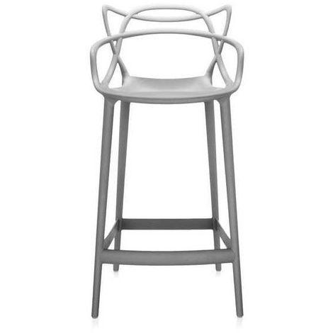 Sgabello Masters Kartell Simil da ristorante eventi per Interno Design Moderno