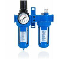 SGS Air Filter, Water Trap, Regulator & Lubricator