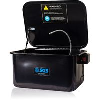SGS Bench Mounted Parts Washer / Degreaser / Cleaner