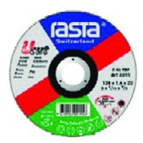 SGW Abrasives Trennscheibe 125 x 1.0mm Ucut Universal für Stahl, Stein, PVC, Inox, Alu, Keramik