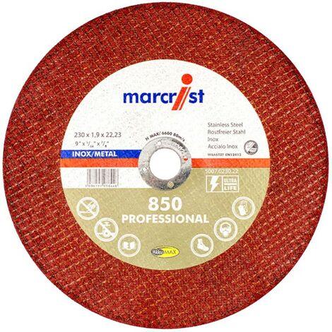 SGW Abrasives Trennscheibe 230 x 1.9mm für Stahl und Inox extra dünn